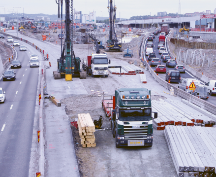 BAM-dochter scoort groot tunnelproject