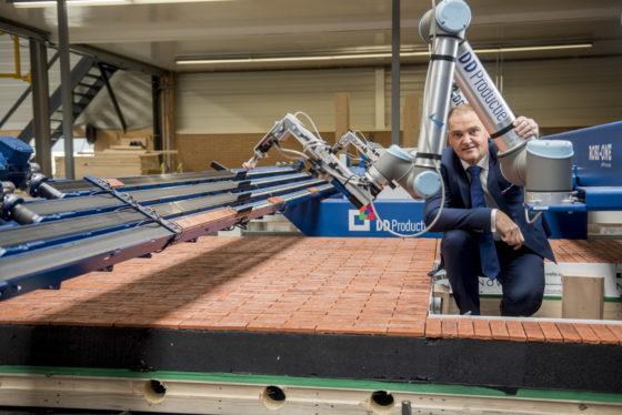 Biense Dijkstra, bouwer met voortdurende drang naar vernieuwing