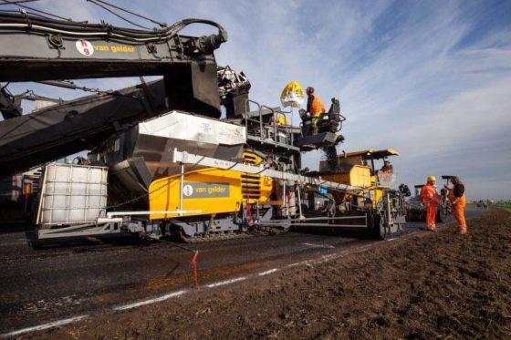 Van Gelder sleept onderhoud snelwegen Zuid Holland binnen