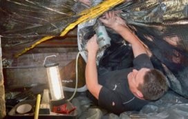 Flexibele isolatiefolie biedt uitkomst bij bestaande bouw