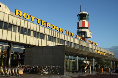 VolkerWessels vertimmert met Engie luchthaven Rotterdam