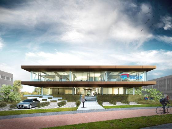 Besix verhuist naar Dordrecht en bouwt nieuw hoofdkantoor