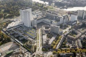 Het Erasmus Medisch Centrum is af, maar eigenlijk ook weer niet