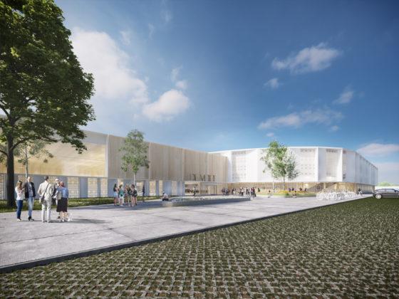 Leiden bouwt ijshal, zwembad en topsporthal