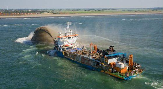Kust bij Callantsoog en Domburg weer beschermd tegen de zee