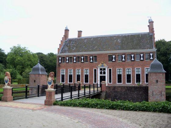 NAM draait op voor aardbevingsschade in Gronings Kasteelmuseum