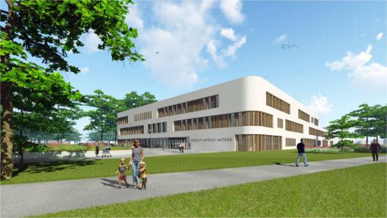 Hardenberg bouwt aan nieuw ziekenhuis: compact en duurzaam