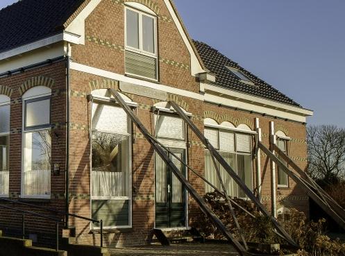 Schademeldingen na aardbeving Groningen stromen binnen