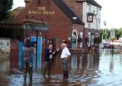 BAM beschermt Britse stad Hull tegen hoogwater