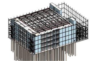 Haitsma zet razendsnel datacentrum neer in Frankfurt