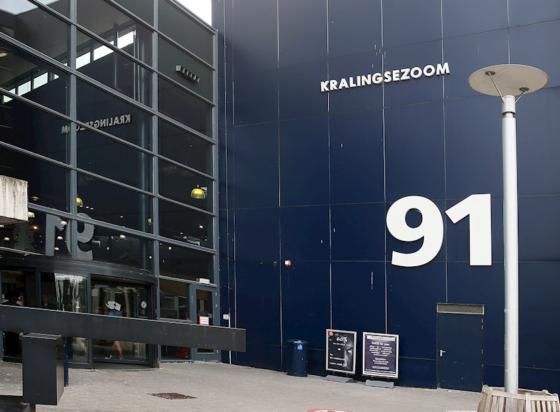 Hogeschool Rotterdam sluit gebouw vanwege 'brandgevaarlijke' gevel