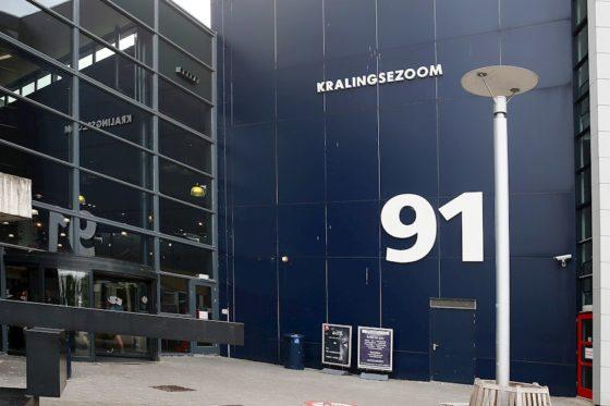 Pand C rijp voor de sloop: Ook binnengevels bij Hogeschool Rotterdam onveilig
