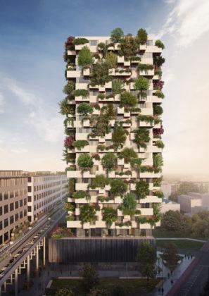 Trudo Toren Eindhoven: wonen in een verticaal bos