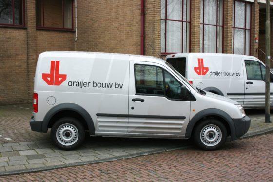 Horsman & co lijft Draijer Bouw in