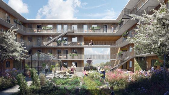 Duizend woningen op voormalige NPD-strook Utrecht