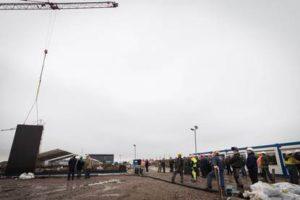 JSF vliegbasis eindelijk 'de lucht in': 1e van 33 bouwprojecten