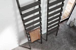 Maaiveld | De radiator vermomt zich als een ladder