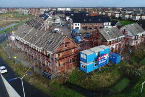 Nieuwe bouwcrisis manifesteert zich: ontwikkelaars verkopen 7 procent minder nieuwbouwwoningen