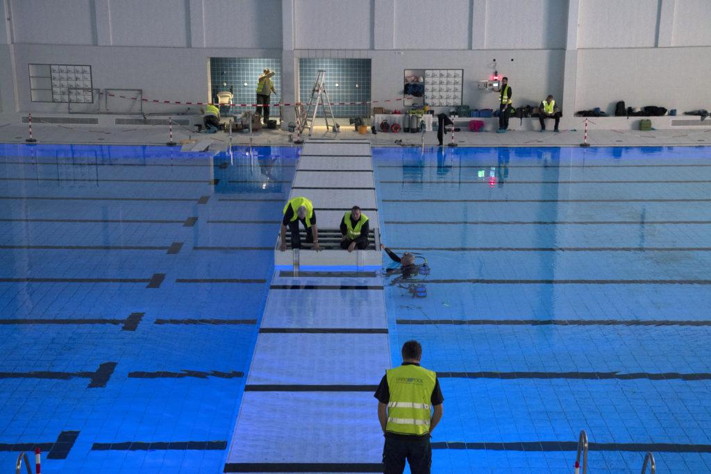 Aqua femina zwembad de fakkel