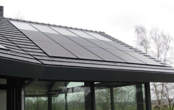 HRSolar lanceert nieuwe thermische zonnecollector
