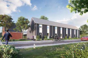 Compacte houtskeletwoning van Klok moet markt voor eenpersoonshuishoudens veroveren