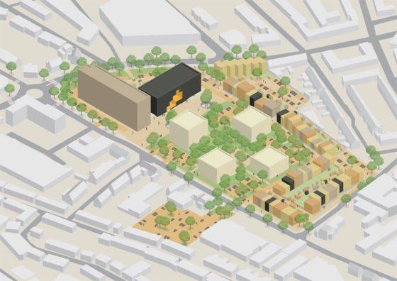 Lucentterrein Hilversum verandert in woon- en werkwijk