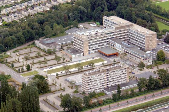 ABB Bouwgroep wil ziekenhuisterrein Dordrecht ombouwen tot woonwijk
