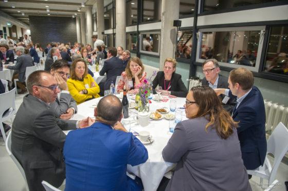 Idee Diner van De Bouwcampus: de bouwleiders vinden dat het allemaal wel wat sneller kan én moet