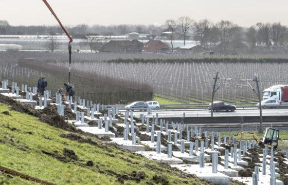 Investeerders strijden om grond voor bouw zonneparken