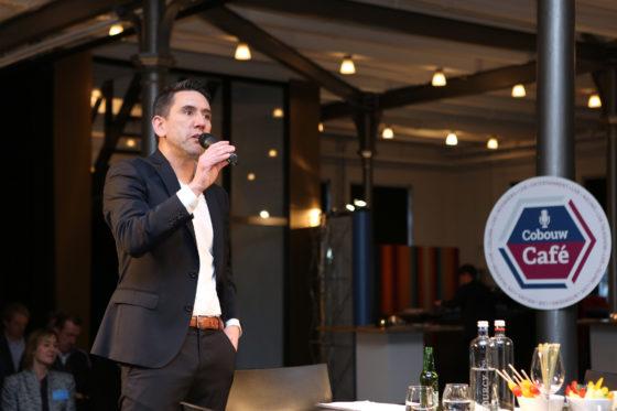 Cobouw Café Zaandam in beeld: bouwen in het groen, bouwvrouwen en innovatie