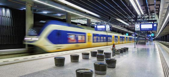 300 miljoen extra voor spoorverdubbeling Den Haag Rotterdam