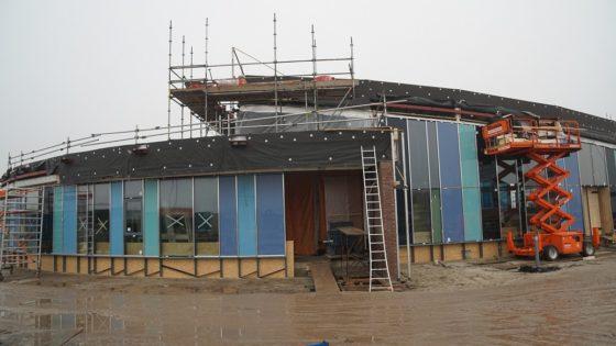 Nijkerk bouwt aan nieuw zwembad