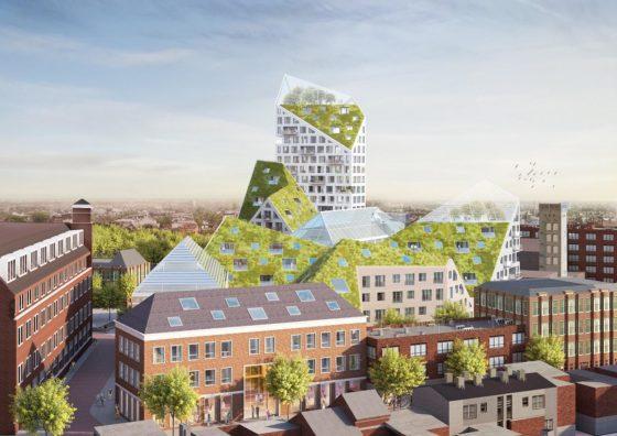 Corporaties Eindhoven bouwen 4.200 nieuwe woningen en kiezen voor flexwonen