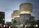 Vink topt silo's Zeeburgereiland op tot 43 meter hoog