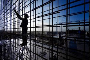Bouwproductie 7 procent hoger, infrabedrijven trekken kar
