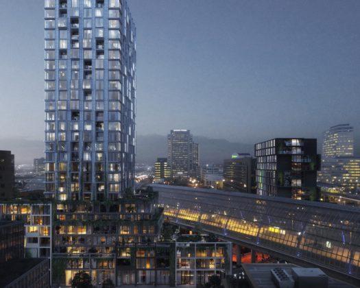 Snelle bouwmethode uit New York voor woontorens naast station Sloterdijk
