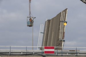 Spie en provincie Noord-Holland in de clinch over Leeghwaterbrug