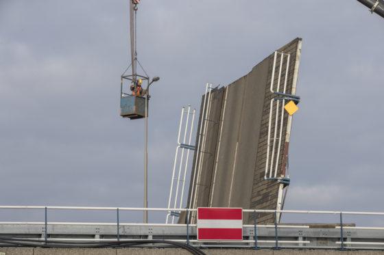 Spie en provincie Noord-Holland in de clinch over Leeghwaterbrug