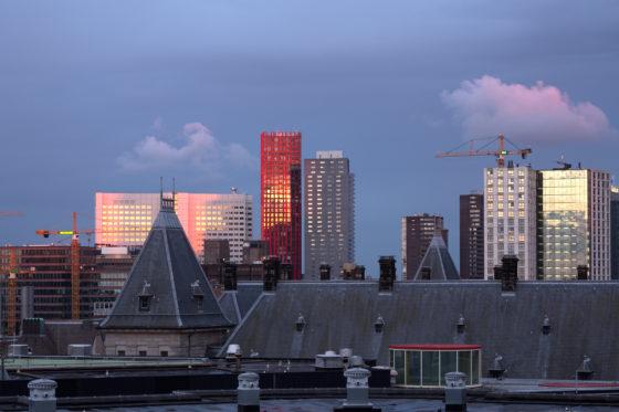 Hoogbouw in Rotterdam: geen regels, maar daden