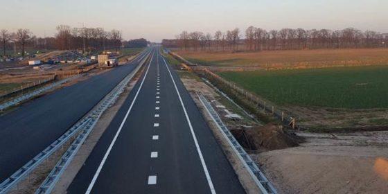 Onveilige N18 dit voorjaar veilig: eerste 4 km donderdag open