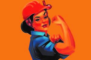 Blog: Top 50 vrouwen moet Top 10.000 worden