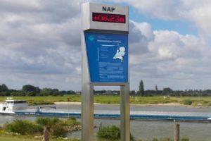 200 jaar NAP: hetzelfde peil steeds nauwkeuriger bepaald