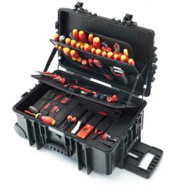 XXL-koffer voor professionele elektricien