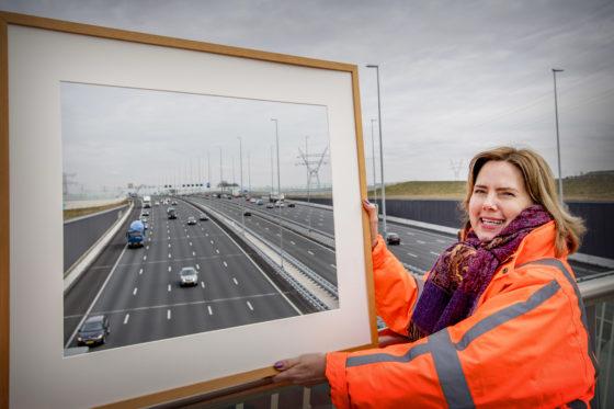 Files nog zelden door wegwerk: Komende jaren nog 1000 km asfalt erbij