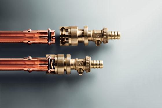 Afpersen waterinstallatie mag nu ook met inert gas