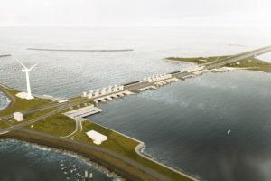 """VolkerWessels onthutst over gunning Afsluitdijk aan BAM: """"Ons ontwerp is veel mooier"""""""