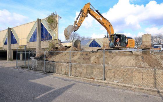 Asbest vertraagt sloop oude A9-viaducten