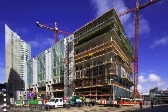 Bouwers én opdrachtgevers moeten zorgen voor veiligheid buiten de bouwhekken