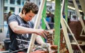 Utrechtse corporaties willen dat bouwers voortaan áltijd leerlingen inzetten