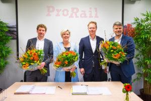 VolkerWessels voert spoorknoop Zwolle in alliantie uit voor 170 miljoen
